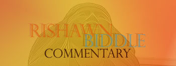 RiShawn Biddle Commentary