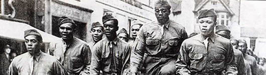 Black World War II Soldiers